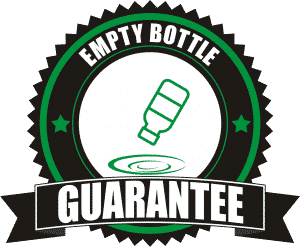 Empty Bottle Guarantee Seal
