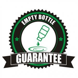 Empty Bottle Guarantee